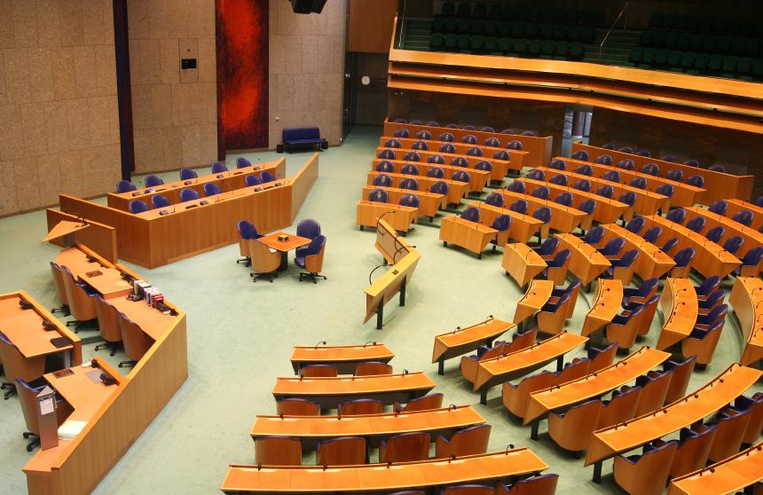 Dutch Parliament echtscheidingsregels